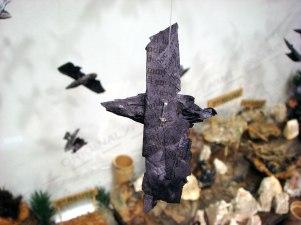 Detail of raven