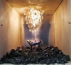 Diorama: Golden Eggs