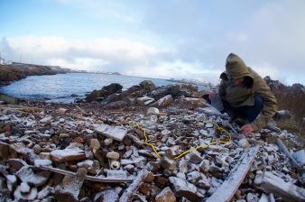 "Testing ""universal"" protocols on rocky Newfoundland shores. 2016"